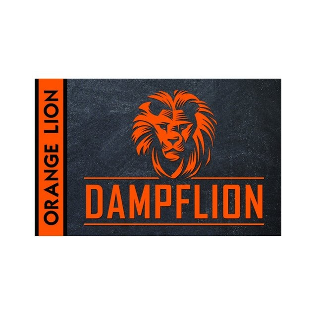 Orange Lion – Dampflion Aroma