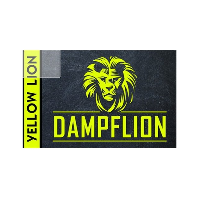Yellow Lion – Dampflion Aroma