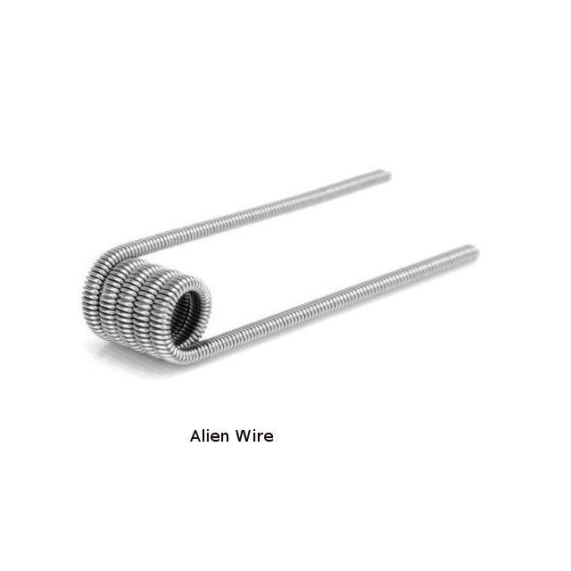 Wickeldraht und Watte – Demon Killer – Alien Wire
