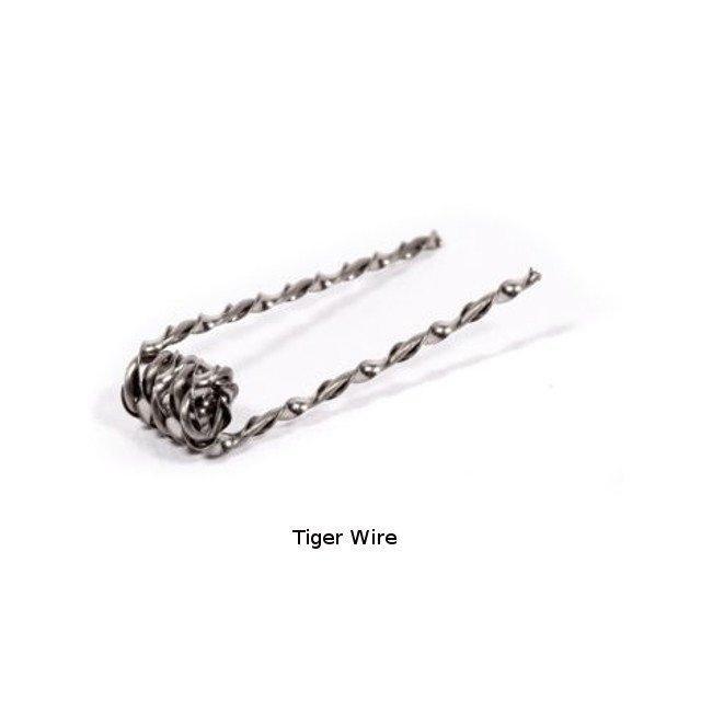 Wickeldraht und Watte – Demon Killer Tiger Wire