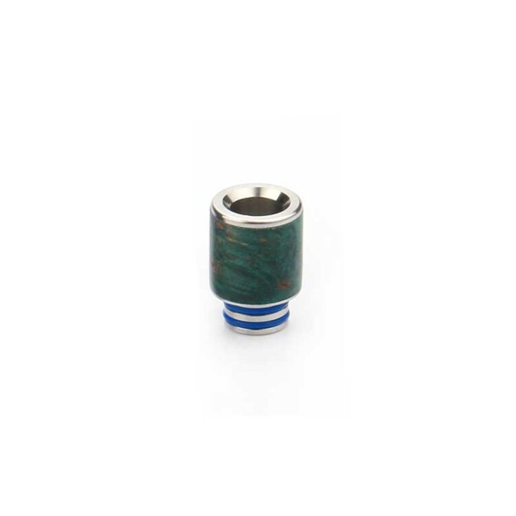 Stabilized Wood Drip Tip – Arctic Dolphin