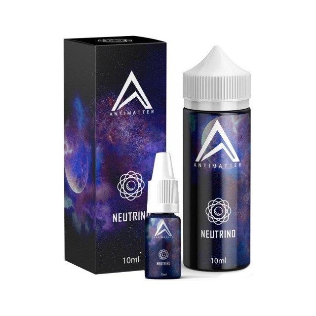 Neutrino – Antimatter Aroma