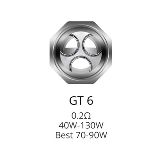 NRG GT Verdampferkopf – Vaporesso