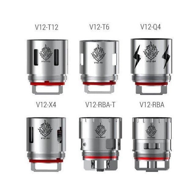 Smok TFV12 V12 Verdampferkopf