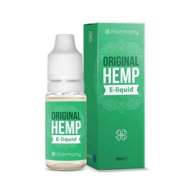 Original Hemp – Harmony CBD Liquid