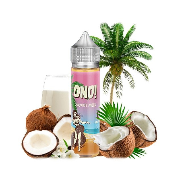 Coconut Milk – ONO! Liquid