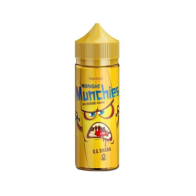 OG BNANA – Midnight Munchies – Vaporist Liquid