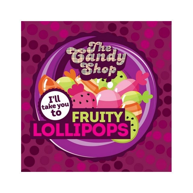 Fruity Lollipops – Big Mouth Aroma