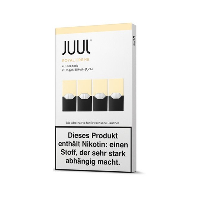 Juul – Royal Creme Pod