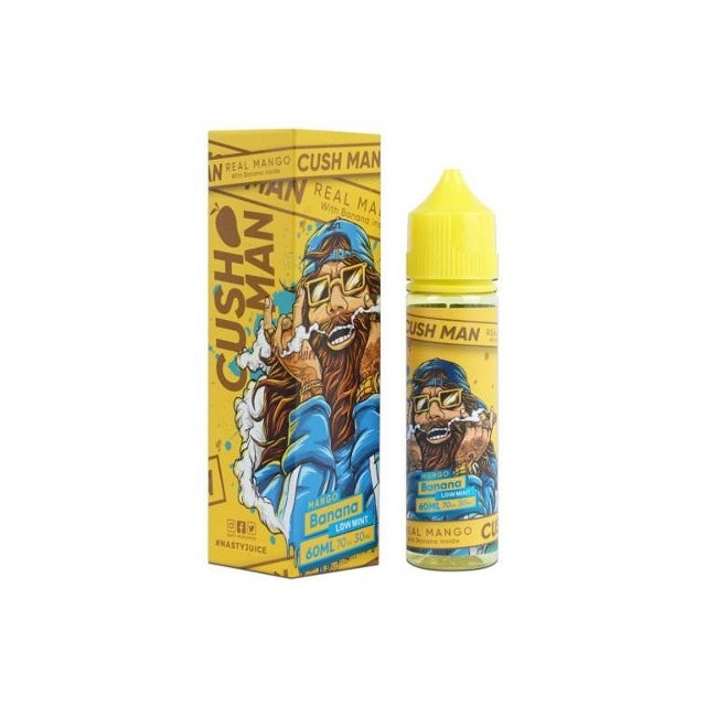 Mango Banana – Nasty Juice Cush Man Liquid