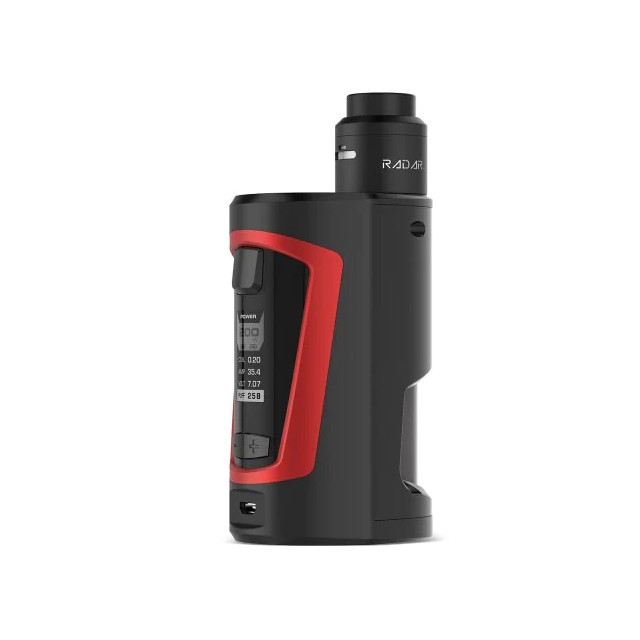 GBOX Squonk Kit Geekvape black
