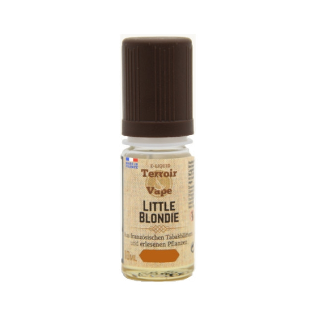 Little Blondie Terroir Vape Liquid