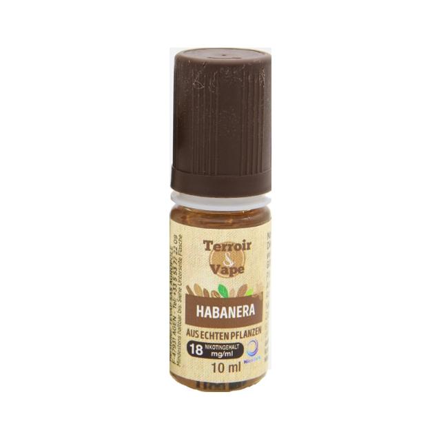 Habanera Terroir Vape Nikotin Salz Liquid