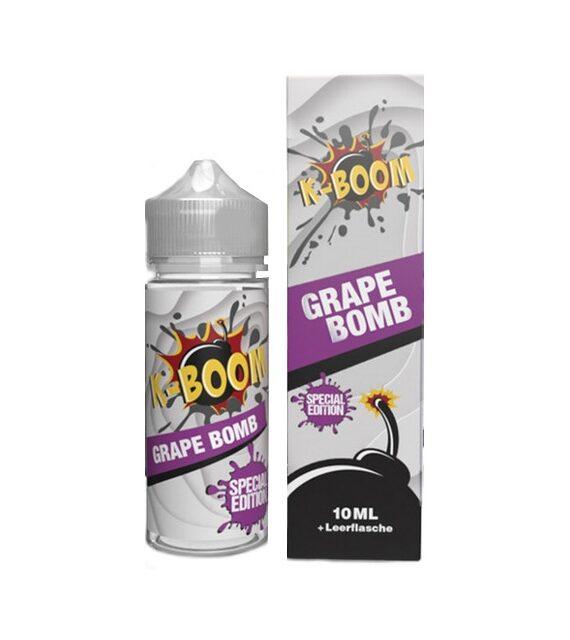 Grape Bomb K Boom Aroma