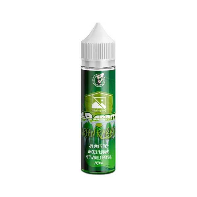 Green Rabbit on Ice 6 RABBITS Aroma