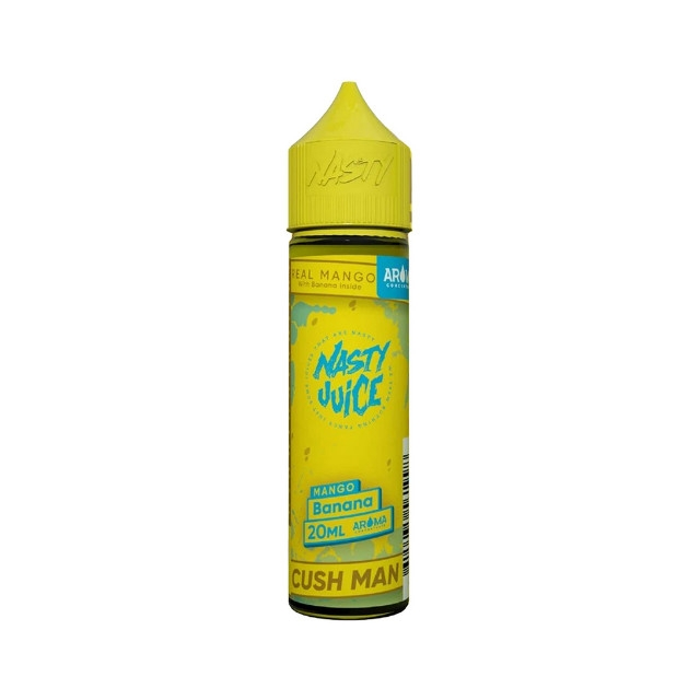 Cush Man Mango Banana Nasty Juice Aroma