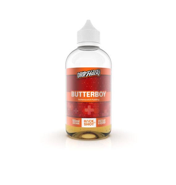 DRIP HACKS Butterboy Longfill Aroma