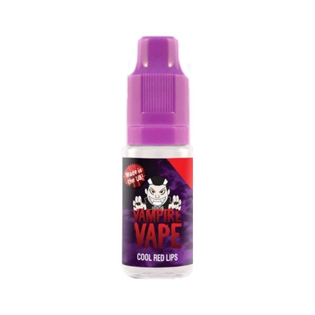 Cool Red Lips Vampire Vape
