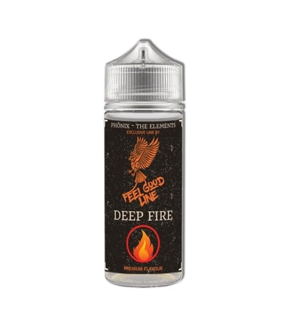 Deep Fire – Feel Good Line Aroma