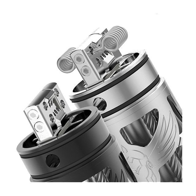 Brunhilde RTA Verdampfer – German 103 & Vapefly