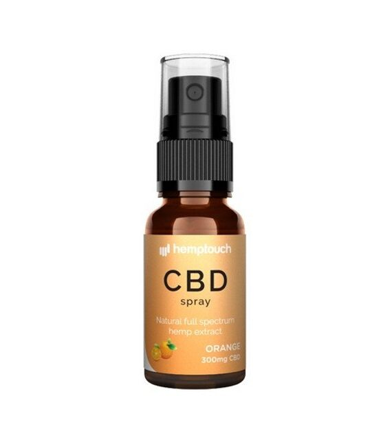 Hemptouch – CBD Spray Orange