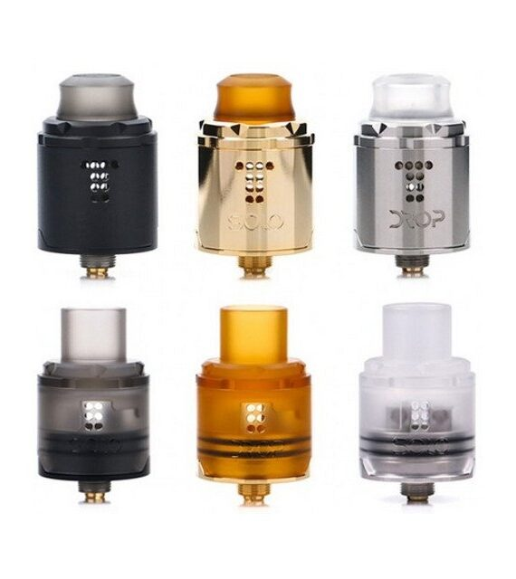 Drop Solo RDA – Digiflavor Verdampfer