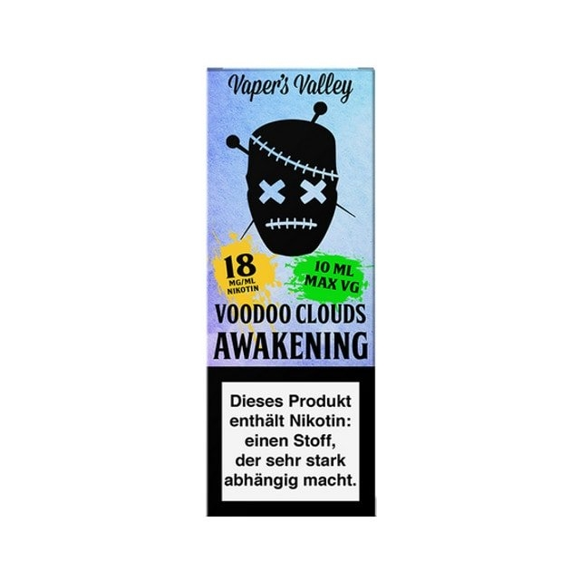 Awakening – Voodoo Clouds 18mg Shot