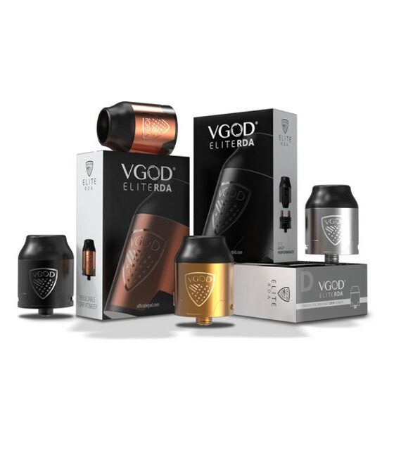VGOD Elite RDA Verdampfer