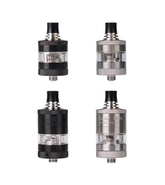 Glaz Mini RTA Steam Crave Verdampfer