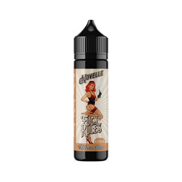 Nutsmallow Novelle Linie Fuck The Rules Aroma