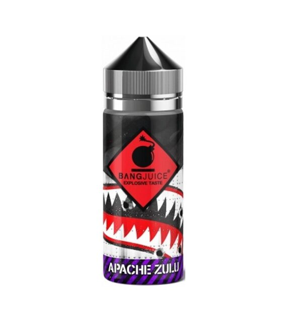 Apache Zulu Bang Juice DIVISION Aroma