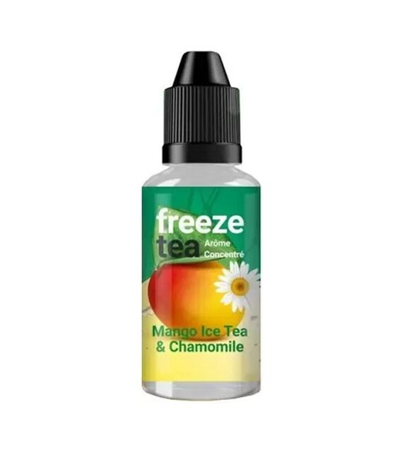 Mango Ice Tea Chamomile Freeze Tea Aroma