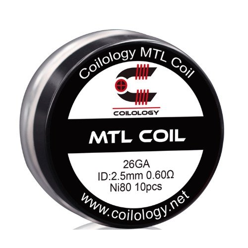 Coilology MTL Coils