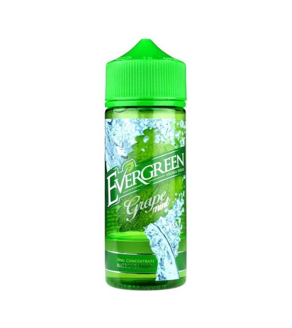 Grape Mint Evergreen Aroma Series