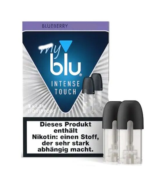 Blueberry My Blu Intense Touch Liquidpods