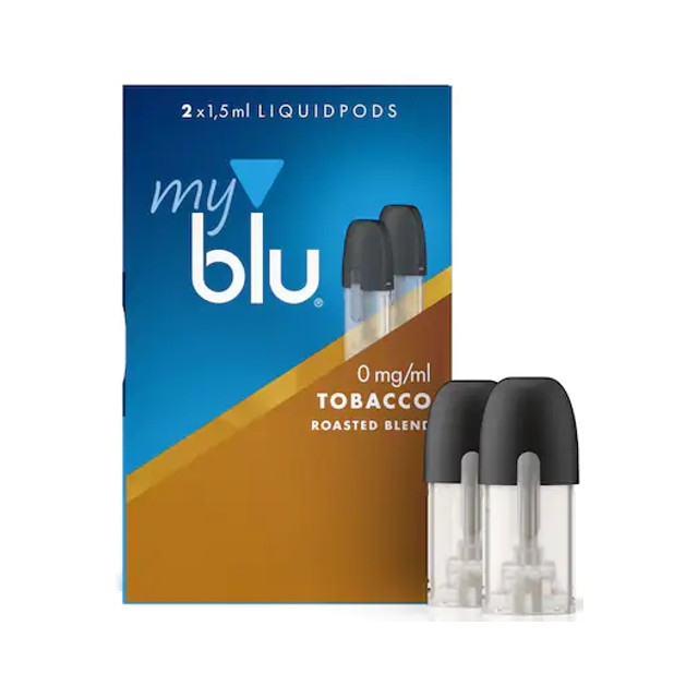 Tobacco Roasted Blend My Blu Liquidpods