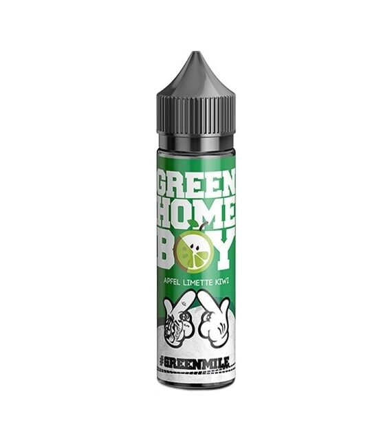 #ganggang Green Home Boy #greenmile Aroma