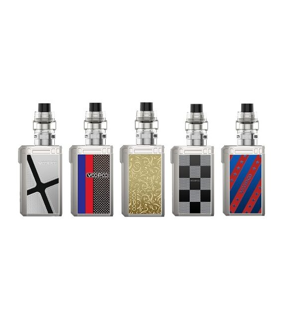 Alpha Zip Voopoo Starter Kit