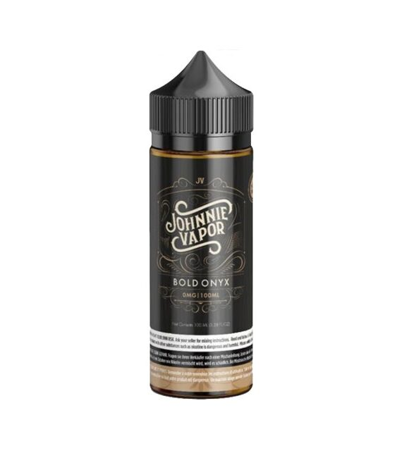Bold Onyx Johnnie Vapor Liquid