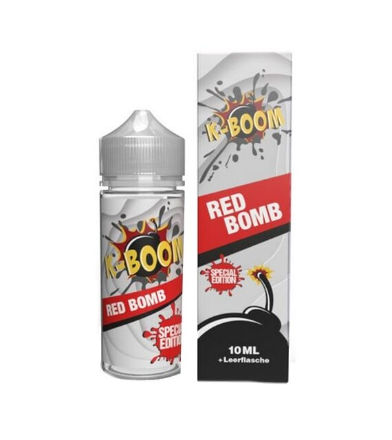 Red Bomb K Boom Aroma