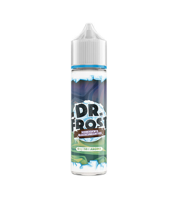 Honeydew & Blackcurrant Ice 14ml Longfill Aroma Dr. Frost