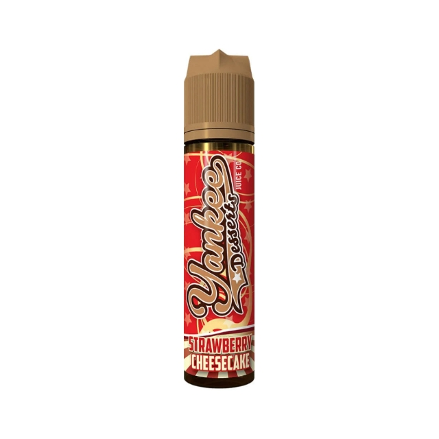 Yankee Juice Co. Desserts Strawberry Cheesecake Aroma
